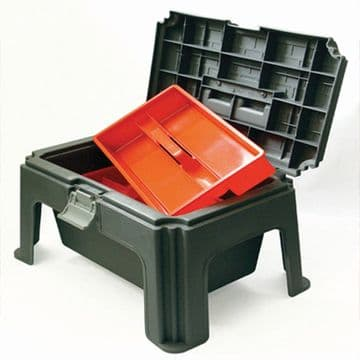SK Large Grooming Box with Step